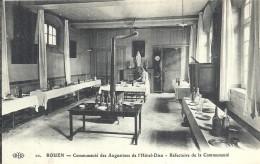 SEINE MARITIME - 76 - ROUEN - Communauté Des Augustine De L'Hôtel Dieu - Réfectoire De La Communauté - Rouen