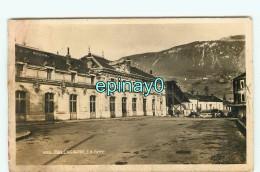 B - 01 - BELLEGARDE - La Gare - édition La Cigogne - Bellegarde-sur-Valserine