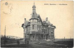 Gembloux NA6: Villa Mélotte 1908 - Gembloux