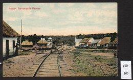 Colombia Railway / Railroad Ferrocarril De Barranquilla - Salgar - Tracks, No Train, Possibly  Station / Gare / Estacion