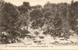 83000 TOULON - LA BAIE DE STE MARGUERITE Vers 1920 - Toulon