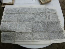 Guerre 14-18, Carte Etat-major EPINAL  ; Ref 404 CA 03 - Landkarten