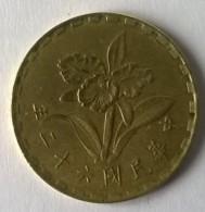 Monnaie - Taiwan -  Yuan - - Taiwan