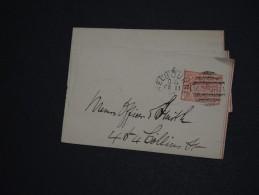 AUSTRALIE / VICTORIA - Entier Postal De Melbourne En 1992  - A Voir - L 631 - 1850-1912 Victoria