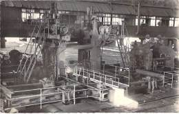 METIERS Industrie - 14 - SOCIETE METALLURGIQUE DE NORMANDIE : Laminoirs - Le Blooming - CPA - Calvados - Industrie