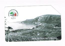 TELECOM ITALIA - CAT. C. & C   F4532 - GAETA, 50^ ANNIV.S.S. FLACCA 2008   -   USATA (RIF. CP) - Pubbliche Speciali O Commemorative