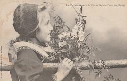 CPA Le Printemps - Au Pays De Carhaix - Fleurs Des Champs - Donne