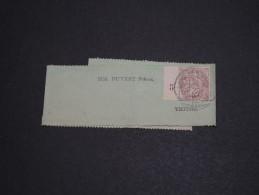 FRANCE - Type Blanc Avec Millésime 5 Sur Bande Journal En 1905 Pour Thiers - A Voir - L 647 - 1877-1920: Période Semi Moderne
