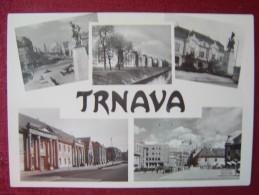 SLOVAKIA / TRNAVA / 1960 - Slovaquie