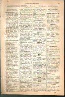 ANNUAIRE - 24 - Département Dordogne - Année 1889 +1910 +1923 +1938 +1954 - édition Didot-Bottin - Cinq Années  (9x5=45) - Telefoonboeken