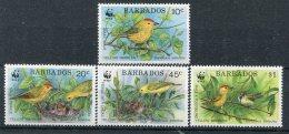 Barbades                                 804/807  **   Oiseaux/birds - Oiseaux
