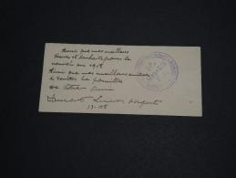 ALLEMAGNE - Carte Migonette De Bonne Année Envoyée Par Un Soldat En 1918 - A Voir - L 660 - Germany