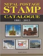 NEPAL POSTAGE STAMP CATALOG 1881-2015 AD NEPAL 2016 MINT/NEW - Books, Magazines, Comics