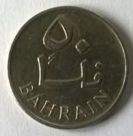 Monnaie - Bahreïn - 50 Fils - 1385-1965  - Superbe  +++ - - Bahrain
