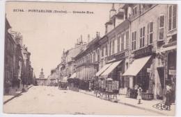 Pontarlier - Grande Rue - Pontarlier