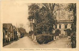 40 - LANDES - Sore - Entrée Du Bourg - Sore
