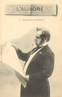 """- Themes Divers -ref-M824- Metiers - Presse - Journal - Journaux -"""" L Aurore """"- Bergeret - Nancy - Journaux Et Lecteurs - Métiers"""