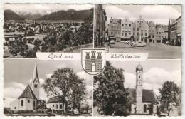 Gruss Aus WEILHEIM In Oberbayern - Weilheim
