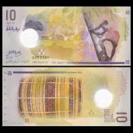 MALDIVES 10 Rufiyaa Banknote World Money Currency BILL Asia Note 2015 - Maldives