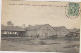 D36 - AVIATION DE CHATEAUROUX - CAMP DE LA MARTINERIE 3e Rt DE CHASSE - LES ATELIERS (MENUISERIE/ENTOILAGE/MONTAGE) - Chateauroux