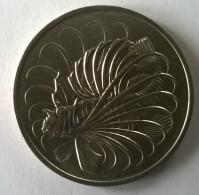 Monnaie - Singapour - 50 Cents 1974 - Superbe +++ - - Singapour