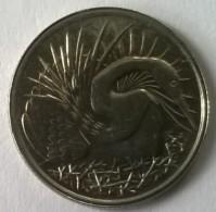 Monnaie - Singapour - 5 Cents 1984 - Superbe +++ - - Singapour