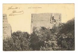 CPA 30 JICON ( GICON) Ruines Du Chateau - Unclassified