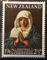 New Zealand 1962 MNH** # 358 - Nuovi