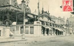 CPSM SUISSE  GENEVE LE KURSAAL 1911 - GE Genève