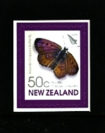 NEW ZEALAND - 2010  BUTTERFLIES  SELF ADHESVE  MINT NH - Nuovi