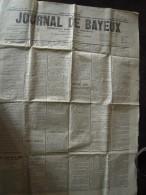 Bayeux  - Journal De Bayeux - 3 Mars 1931 - Periódicos