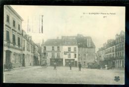 France  :  Alençon  -  Place Du Palais - Alencon