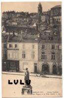 DEPT 55 : Bar Le Duc , Statue Oudinot Place Reggio - Bar Le Duc