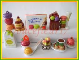 Amour De Macarons... Série Complète...Ref. AFF : 71-2011 ... (pan 001) - Regions