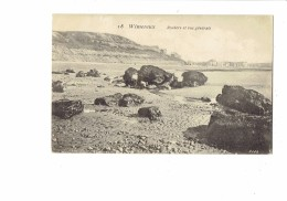 62 - WIMEREUX - ROCHERS Et VUE GENERALE - N°18 - 1905 - France