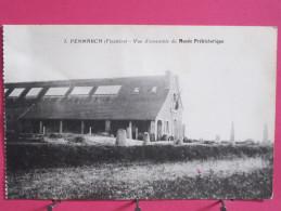 29 - Penmarch - Vue D'ensemble Du Musée Préhistorique - Scans Recto-verso - Penmarch