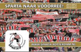 Niederlande: Spartakaart - Sparta-Rotterdam - Andere Sammlungen