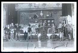 Foto Anónima. Escena Teatral. Meds: 120x180 Mms. Ver Dorso. - Other