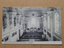 Juvenaat Der Broeders Maristen Pitthem - De Kapel / Anno 1921 ( Zie Foto Voor Details ) !! - Pittem