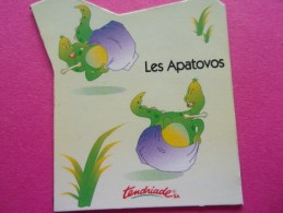 Magnet Tendriade Les Apatovos - Personnages