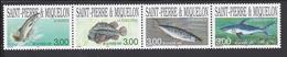 SPM - 1997 -  N° 646 à 649 - SE TENANT - XX - MNH - TB - - St.Pierre & Miquelon
