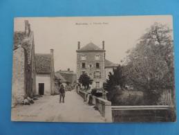 SUEVRES (L-&-C.)  Moulin Pont - France