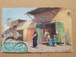 Caire / Cario - Anno 1914 ( Zie Foto Voor Details ) !! - Le Caire