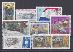 SPM - 1995-96 -  N° 620 à 629 - TOUS NEUFS - XX - MNH - TB - - Neufs