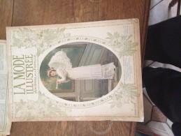 La Mode Illustrée - Journal De La Famille - 16 Juin 1912 -N°24  - Directrice Aline Raymond - Mode