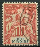 Côte D'ivoire (1900) N 14 (o)