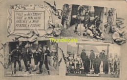 CPA  BEAUMONT LEGENDE DE BEAUMONT VILLE - Beaumont