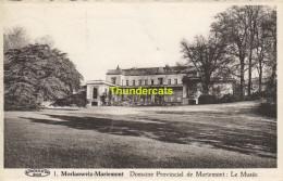 CPA  MORANWELZ MARIEMONT DOMAINE PROVINCIAL DE MARIEMONT LE MUSEE - Morlanwelz