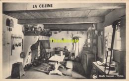 CPA  LA CUJINE MUSEE GAUMAIS VIRTON VIEILLE CUISINE GAUMAISE - Virton