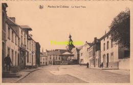 CPA MERBES LE CHATEAU GRAND PLACE - Merbes-le-Château